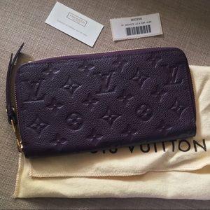 💝Louis Vuitton Empreinte Secrete Large Wallet